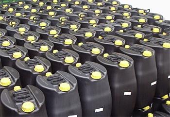 Bombonas de Água para Bateria